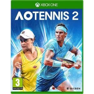 AO Tennis 2 (輸入版) - Xbox One|gamers-world-choice