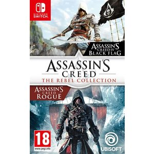 Assassin's Creed: The Rebel Collection (輸入版) - Nintendo Switch|gamers-world-choice