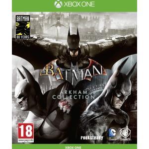 Batman: Arkham Collection - Steelbook Edition (輸入版) - Xbox One|gamers-world-choice