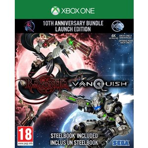 Bayonetta & Vanquish 10th Anniversary Bundle (輸入版) - Xbox One|gamers-world-choice