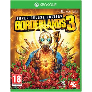 Borderlands 3 Super Deluxe Edition (輸入版) - Xbox One|gamers-world-choice