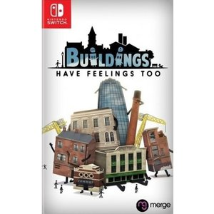 Buildings Have Feelings Too (輸入版) - Nintendo Switch|gamers-world-choice