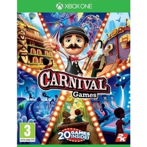 Carnival Games (輸入版) - Xbox One|gamers-world-choice