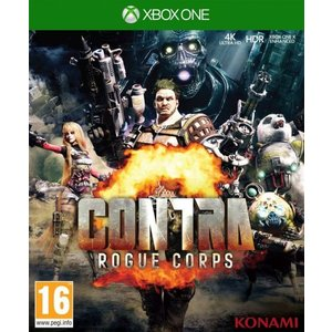 CONTRA Rogue Corps (輸入版) - Xbox One|gamers-world-choice