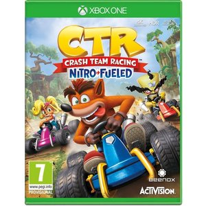 Crash Team Racing Nitro-Fueled (輸入版) - Xbox One|gamers-world-choice