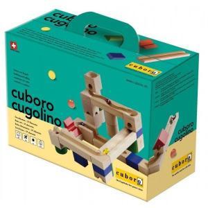 cuboro Cugolino Basis キュボロ クボロ クゴリーノ ベーシス 37ピース 【並行輸入品】|gamers-world-choice