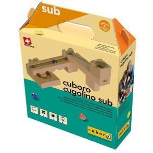 cuboro Cugolino Sub キュボロ クボロ クゴリーノ サブ 11ピース 【並行輸入品】|gamers-world-choice