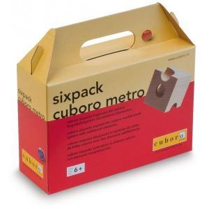 cuboro Sixpack Metroキュボロ クボロ シックスパック メトロ 6ピース 【並行輸入品】|gamers-world-choice
