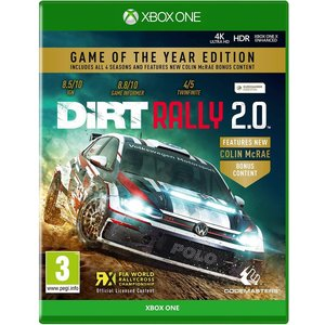 DiRT Rally 2.0 Game of the Year Edition (輸入版) - Xbox One|gamers-world-choice