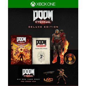 Doom Eternal - Deluxe Edition (輸入版) - Xbox One gamers-world-choice