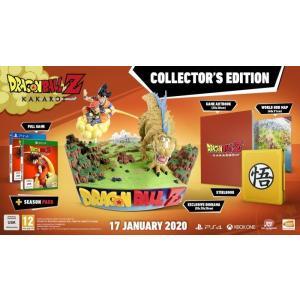 DRAGON BALL Z Kakarot - Collector's Edition (輸入版) - Xbox One|gamers-world-choice