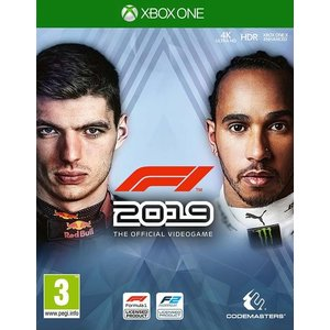 F1 2019 (輸入版) - Xbox One|gamers-world-choice