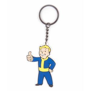 Fallout 4 Vault Boy Thumbs Up Keychain フォールアウト キーホルダー|gamers-world-choice