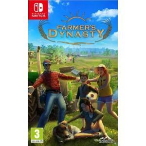Farmer's Dynasty (輸入版) - Nintendo Switch|gamers-world-choice