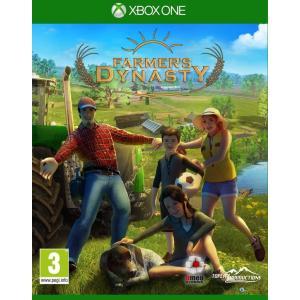 Farmer's Dynasty (輸入版) - Xbox One|gamers-world-choice
