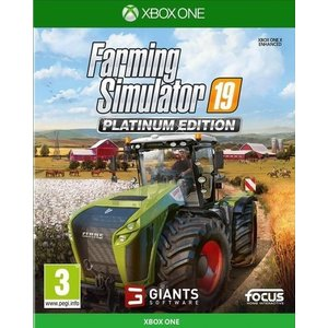Farming Simulator 19 Platinum Edition (輸入版) - Xbox One|gamers-world-choice
