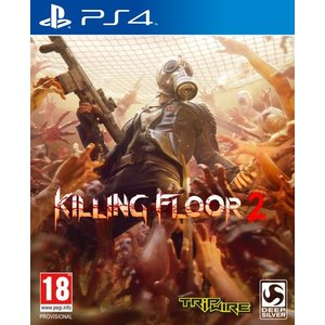 Killing Floor 2 (輸入版) - PS4