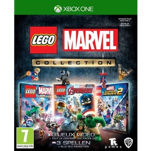 LEGO Marvel Collection (輸入版) - Xbox One|gamers-world-choice