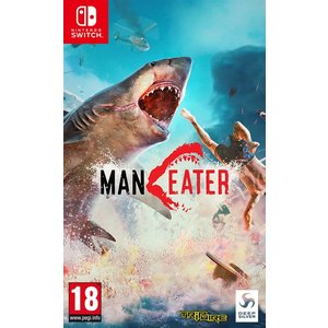 ManEater - Day One Edition (輸入版) - Nintendo Switch|gamers-world-choice
