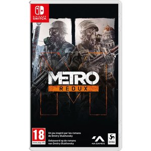 Metro Redux (輸入版) - Nintendo Switch|gamers-world-choice