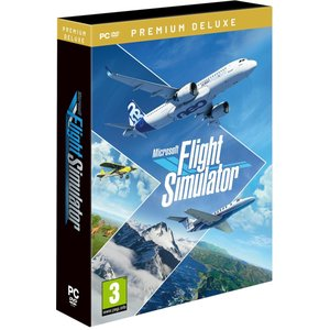 Microsoft Flight Simulator Premium Deluxe Edition ...