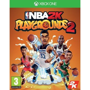 NBA 2K Playgrounds 2 (輸入版) - Xbox One|gamers-world-choice