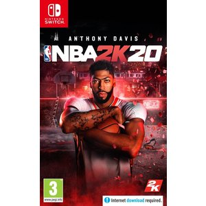 NBA 2K20 (輸入版) - Nintendo Switch|gamers-world-choice