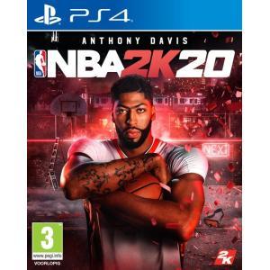 NBA 2K20 (輸入版) - PS4