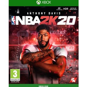 NBA 2K20 (輸入版) - Xbox One|gamers-world-choice