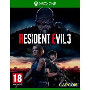 Resident Evil 3 (輸入版) - Xbox One