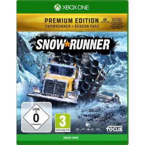 SnowRunner - Premium Edition (輸入版) - Xbox One|gamers-world-choice