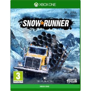 SnowRunner (輸入版) - Xbox One|gamers-world-choice