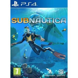 Subnautica (輸入版) - PS4
