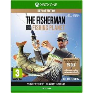 The Fisherman: Fishing Planet (輸入版) - Xbox One|gamers-world-choice