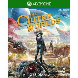 The Outer Worlds (輸入版) - Xbox One|gamers-world-choice