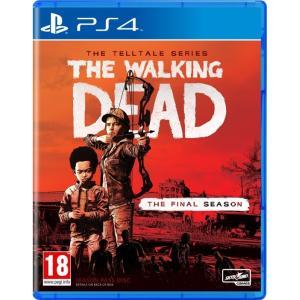 The Walking Dead: The Final Season (輸入版) - PS4
