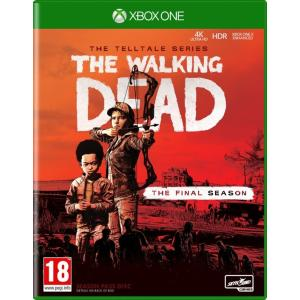 The Walking Dead: The Final Season (輸入版) - Xbox One|gamers-world-choice