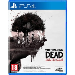 The Walking Dead: The Telltale Definitive Series (輸入版) - PS4|gamers-world-choice|01