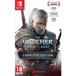 The Witcher 3 Wild Hunt Complete Edition (輸入版) - Nintendo Switch|gamers-world-choice