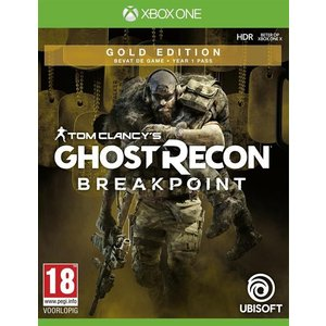 Tom Clancy's Ghost Recon Breakpoint - Gold Edition (輸入版) - Xbox One|gamers-world-choice