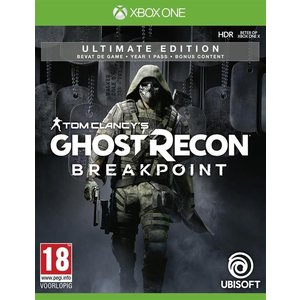 Tom Clancy's Ghost Recon Breakpoint - Ultimate Edition (輸入版) - Xbox One|gamers-world-choice