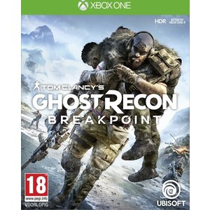 Tom Clancy's Ghost Recon Breakpoint (輸入版) - Xbox One|gamers-world-choice