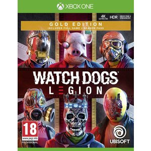 Watch Dogs Legion - Gold Edition (輸入版) - Xbox One|gamers-world-choice