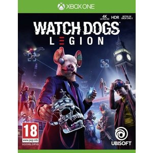 Watch Dogs Legion (輸入版) - Xbox One|gamers-world-choice