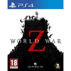 ワールド・ウォー Z 欧州版の商品です。日本のPS4本体でプレイいただけます。