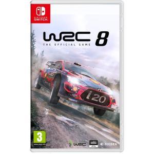WRC 8: FIA World Rally Championship (輸入版) - Nintendo Switch|gamers-world-choice