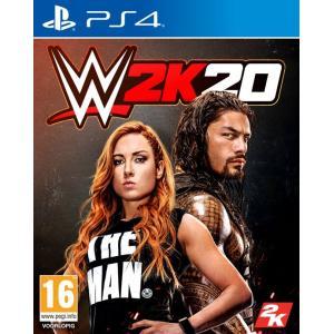 WWE 2K20 欧州版の商品です。日本のPS4本体でプレイいただけます。