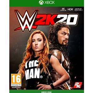 WWE 2K20 (輸入版) - Xbox One|gamers-world-choice