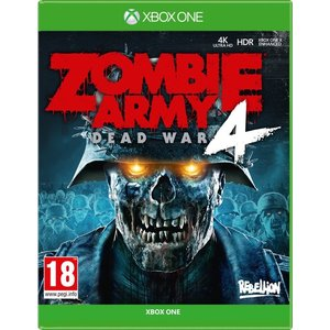 Zombie Army 4 Dead War (輸入版) - Xbox One|gamers-world-choice
