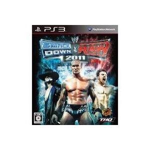 【大特価】【メール便の送料無料】【新品未開封】PS3 / WWE SmackDown vs. Raw 2011 PS3版|gameuga